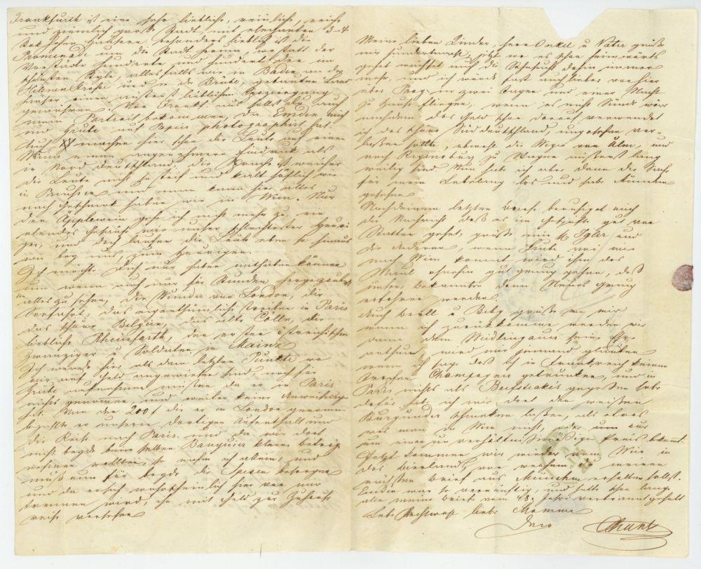 Briefe Nach Südkorea : Seite scripta historica