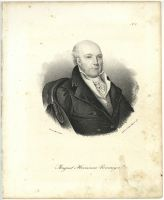 NIEMEYER, August Hermann (1754-1828) - Lithographie