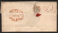 Ship-letter - HC Ship UNION - Madeira 1811